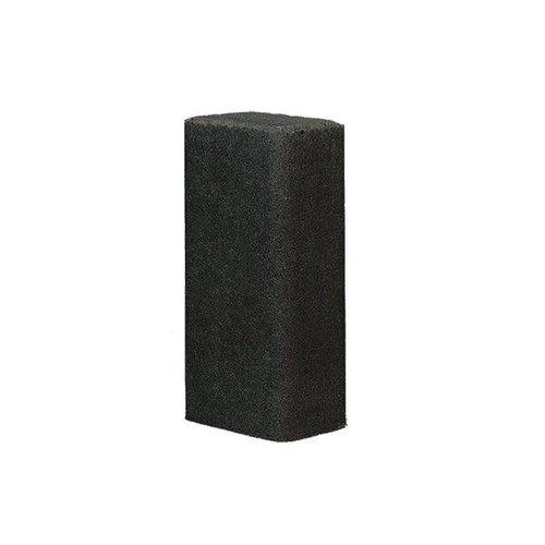 Palissade rustiek antraciet 11x16,5x40 cm