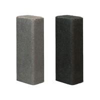 Palissade 11x16,5x80 Rustiek grijs