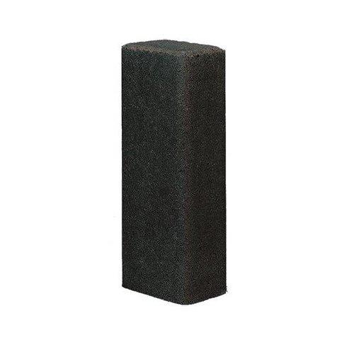 Palissade rustiek 11x16,5x80cm antraciet