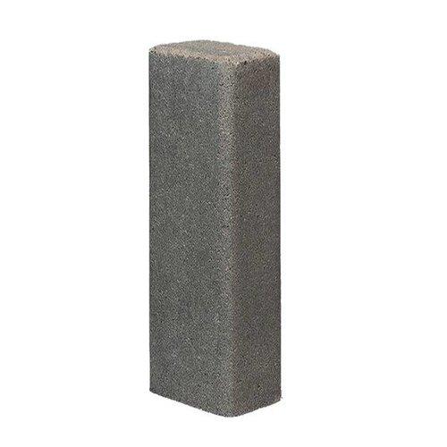 Palissade rustiek grijs 11x16,5x100 cm