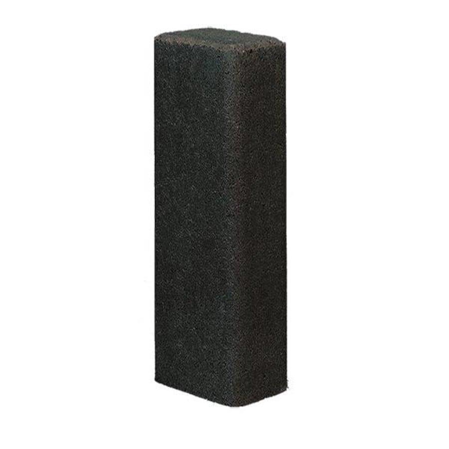 Palissade 11x16,5x100 Rustiek antraciet
