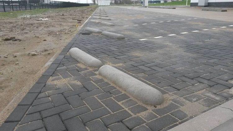 Een stootband, een meerwaarde voor uw parking