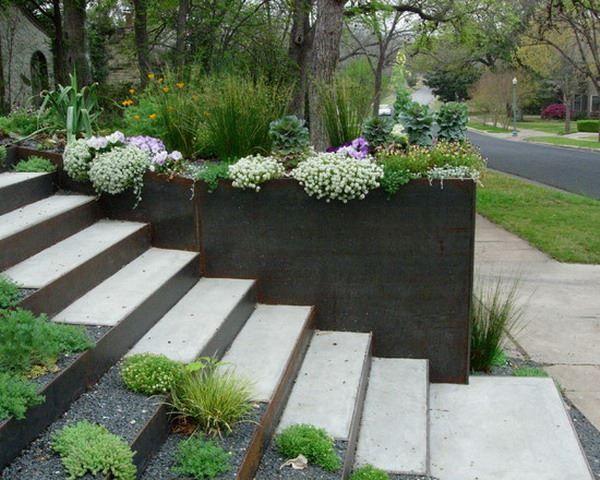 De unieke voordelen van betonnen traptreden