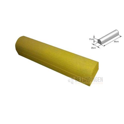 Stootbanden RECHT geel