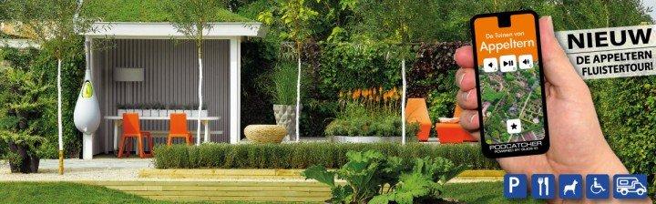Inspiratie opdoen in de Tuinen van Appeltern