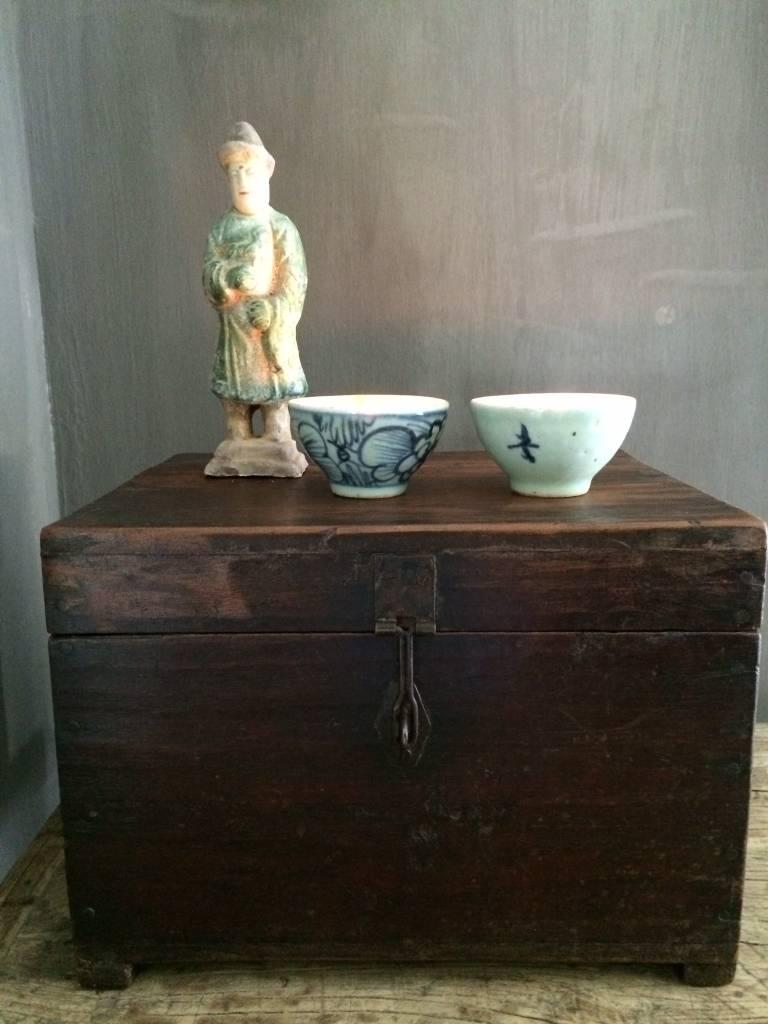 Oud porseleinen schaaltjes