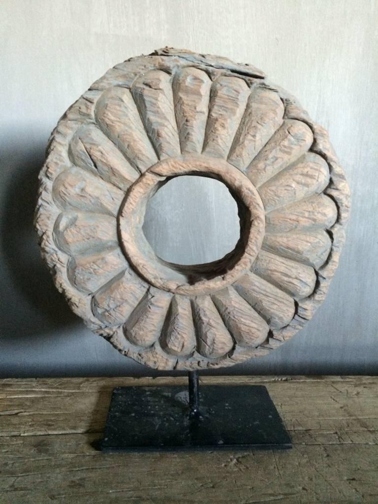 Oud wiel
