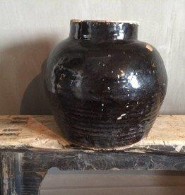Oude pot
