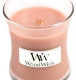 Woodwick, Mini Candle Cedar