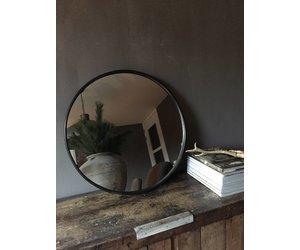 Spiegel Rond Groot : Spiegel rond groot stoer en robuust wonen