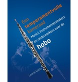 Het Hobo boek , een temperamentvolle kameraad.  Geschreven door Leonie Walta