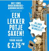 Atelier Broeke Abonnementen saxofoons