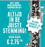 Atelier Broeke Abonnement (alt) hobo's