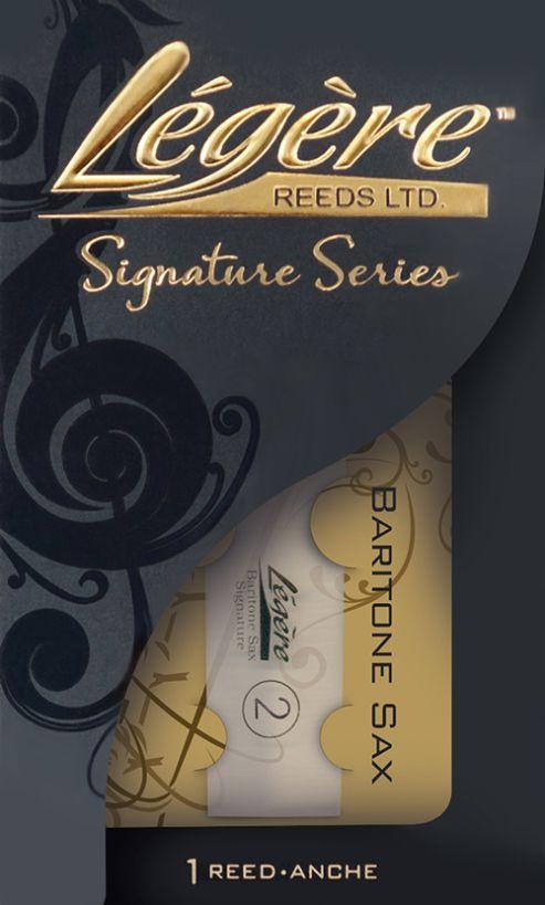 Legere Legere baritonsaxofoon rieten Signature