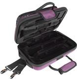 Protec Protec besklarinet koffer paars