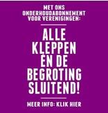 Atelier Broeke Abonnementen voor verenigingen.