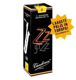 Vandoren baritonsaxofoon rieten Jazz