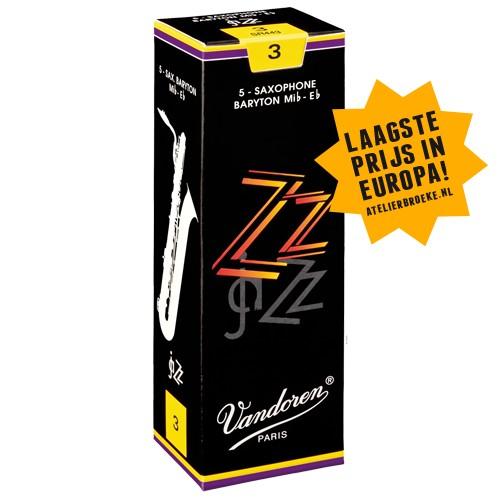 Vandoren Vandoren baritonsaxofoon rieten Jazz