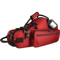 Protec Protec altsaxofoon vorm koffer rood PB304CT/RX
