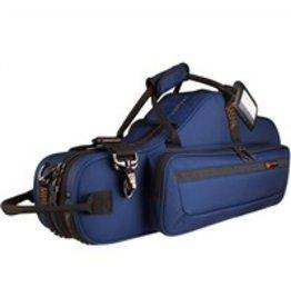 Protec altsaxofoon vorm koffer blauw