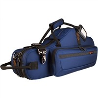 Protec Protec altsaxofoon vorm koffer blauw PB304CT/BX