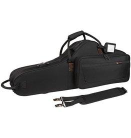 Protec tenorsaxofoon vorm koffer zwart