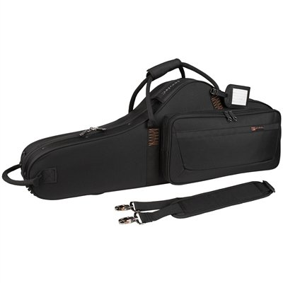 Protec Protec tenorsaxofoon vorm koffer zwart