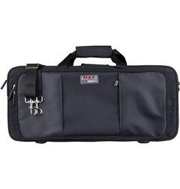 Protec MAX altsaxofoon koffer Zwart