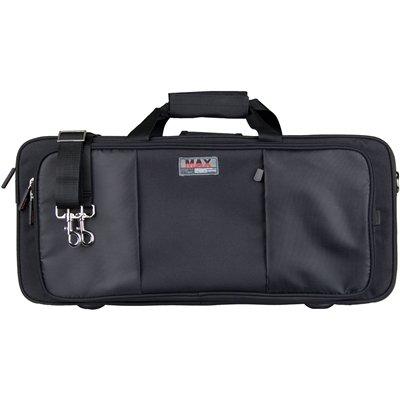 Protec Protec MAX altsaxofoon koffer Zwart