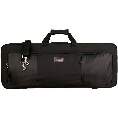 Protec Protec MAX tenorsaxofoon koffer Zwart