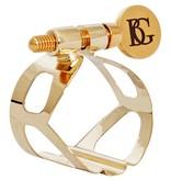 BG BG baritonsaxofoon rietbinder Tradition Verguld