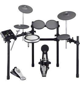Yamaha DTX520K Elektronisch Drumstel demo + drumkruk, bassdrumpedal & stokken