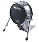ROLAND KD140BC kick pad, KD140-BC bassdrumpad professional, de beste bassdrumpad op de wereld...
