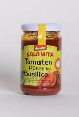 Salamita Tomatenpüree Basilico 250gr