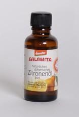 Salamita Zitronenöl, 30ml Fläschchen