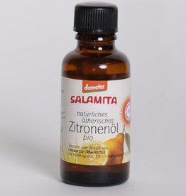 Salamita Zitronenöl Demeter