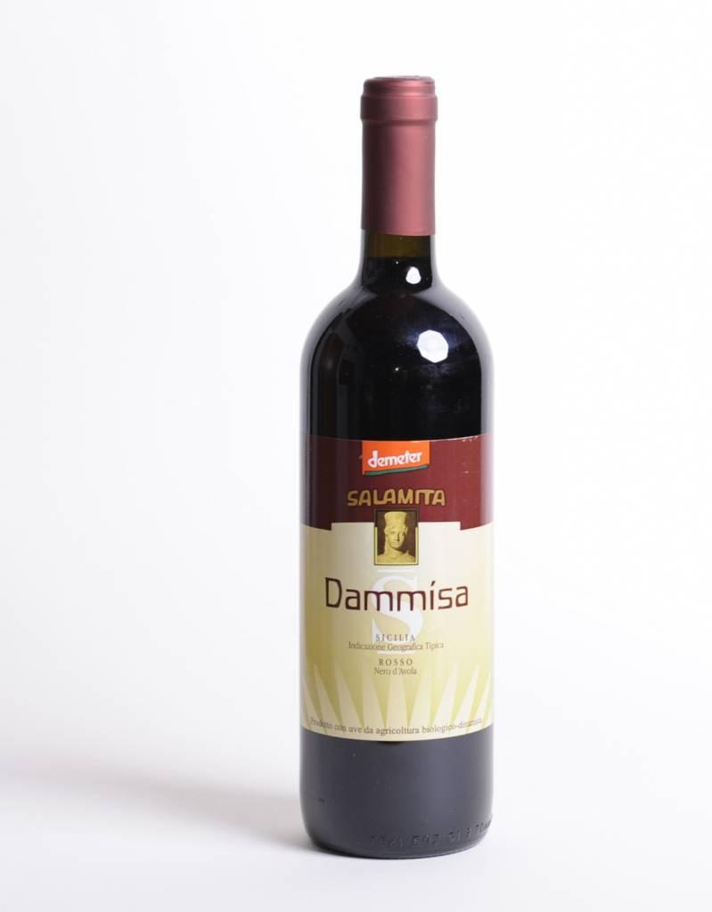 "Salamita ""Dammisa"", Nero d'Avola 2015 Demeter"