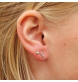 LAVI Sterling Silver Ear Studs