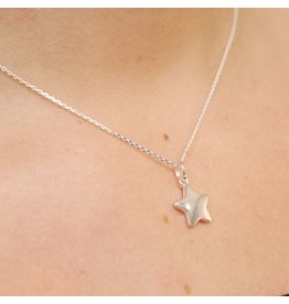 LAVI Sterling silver Star necklace