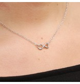 LAVI Infinity Necklace