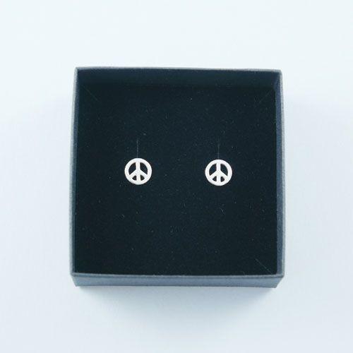 Peace Oorknopjes