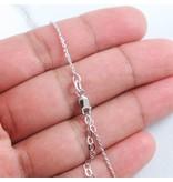 LAVI Sterling Silver Zirconia Drop Necklace