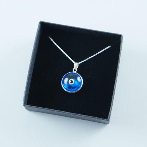 LAVI The eye  Necklace Silver