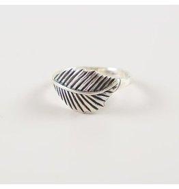 LAVI Zilveren Ring Veer