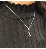 LAVI Infinity Necklace - 42cm