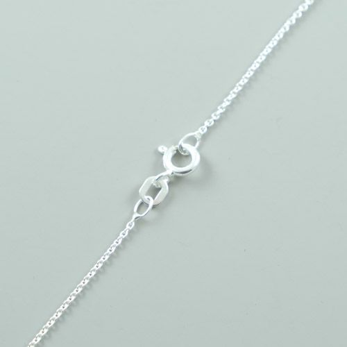 LAVI Sterling Silver Onyx Necklace