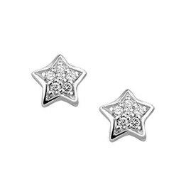 LAVI Zirconia Star Ear Studs