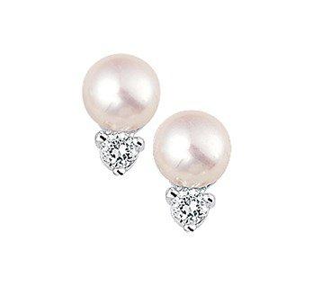 LAVI Freshwater pearl Ear Studs