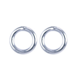 LAVI Open Circle Earrings