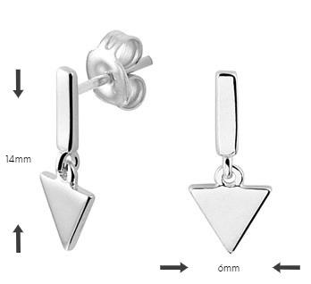 Driehoek Oorhangers